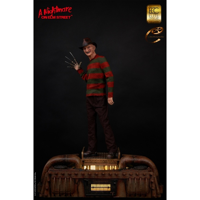 Freddy Krueger 1:3 Maquette Elite Creature Collectibles Product