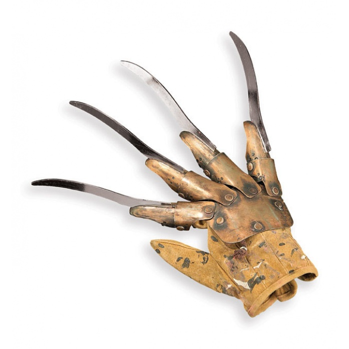 Freddy Krueger Metal Glove Supreme Edition Rubie's Product
