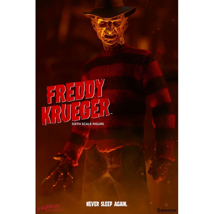 Freddy Krueger Nightmare on Elm Street 3 Sideshow Collectibles Product