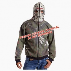 Friday the 13th Hooded Sweater Jason Voorhees - Rubie's (NL)