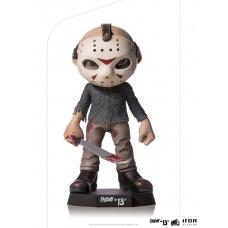 Friday the 13th: Jason Minico PVC Statue | Iron Studios