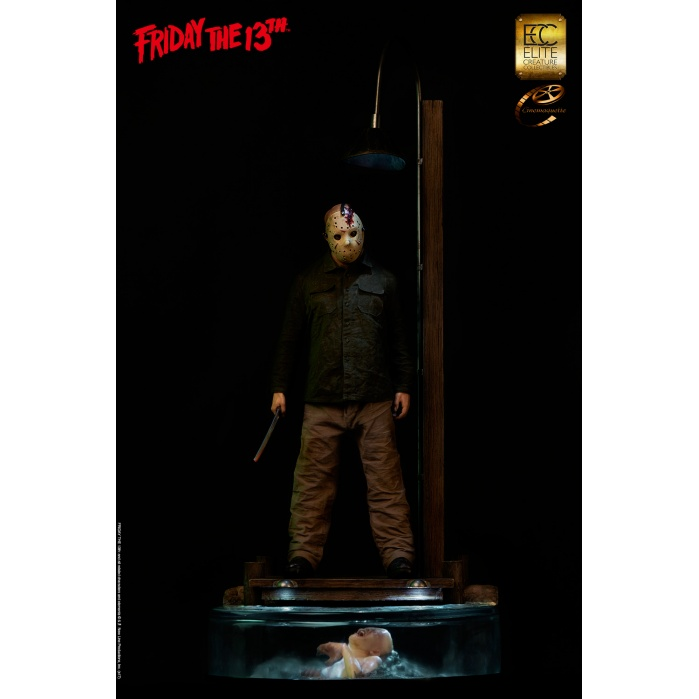 Friday the 13th: Jason Voorhees 1:3  Maquette Elite Creature Collectibles Product