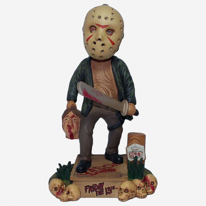 Friday the 13th: Jason Voorhees Bobblehead Forever Collectibles Product
