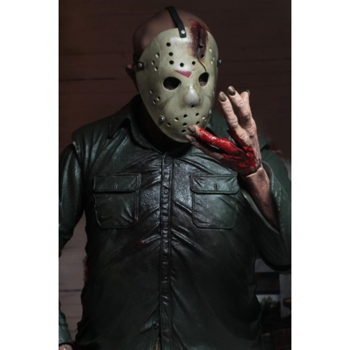 Friday the 13th Part 4: Jason 1:4 Scale Action Figure NECA Product
