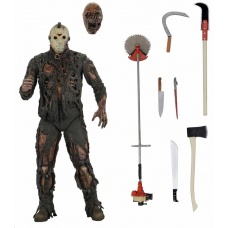 Friday the 13th Part 7: Ultimate New Blood Jason 7 inch Action Figure NECA Product Image