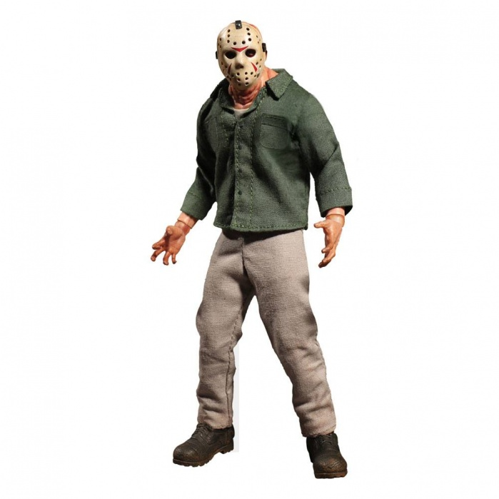 Friday the 13th Part III Action Figure 1/12 Jason Voorhees 16 cm Mezco Toyz Product