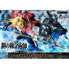 Fullmetal Alchemist: Deluxe Edward and Alphonse Elric 1:6 Scale Statue | Prime 1 Studio