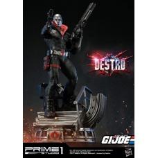 G.I. Joe Statue 1/4 Destro Prime 1 Studio Product Image