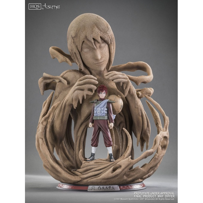 "Gaara "" A father's hope, a mother's love"" HQS Tsume-Art Product"