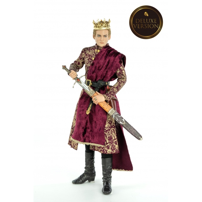 Game of Thrones: Deluxe King Joffrey Baratheon figure threeA Product