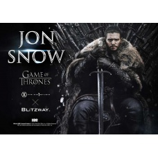 Game of Thrones: Jon Snow 1:4 Scale Statue | Prime 1 Studio