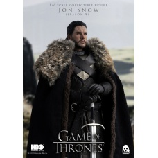 Game of Thrones: Jon Snow (Season 8) 1:6 Scale Figure | threeA