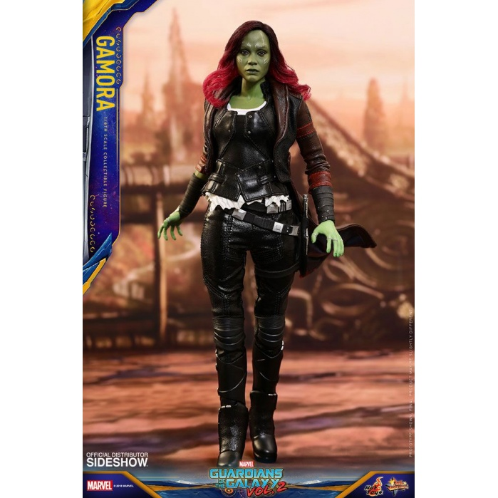 Gamora Guardians of the Galaxy Vol. 2 1/6 Figure Hot Toys Product