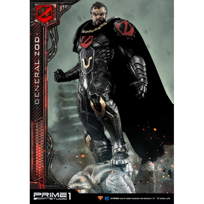 General Zod - 1/3  Statue Prime 1 Studio Product