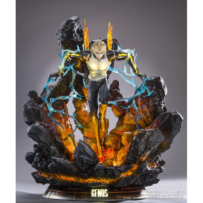 Genos One Punch Man HQS Tsume-Art Product