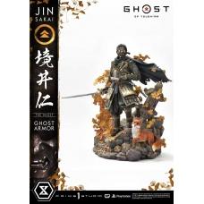 Ghost of Tsushima: Jin Sakai The Ghost - Ghost Armor Edition 1:4 Scale Statue - Prime 1 Studio (EU)