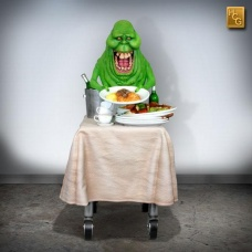 Ghostbusters Statue 1/4 Slimer | Hollywood Collectibles Group
