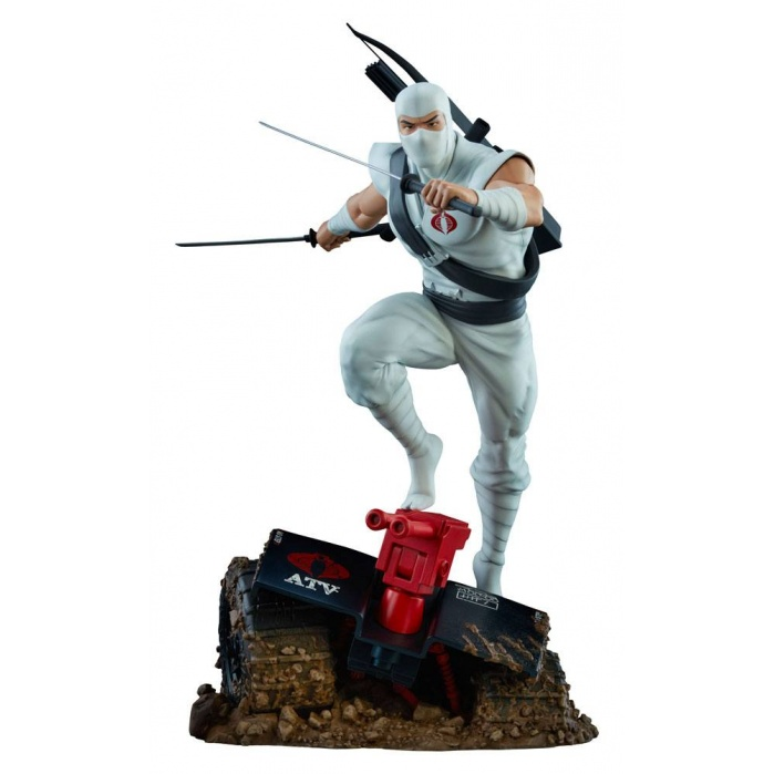 G.I. Joe Statue 1/4 Storm Shadow 56 cm Pop Culture Shock Product