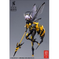 GN Project Plastic Model Kit 1/12 BEE-03W Wasp Girl - Bun chan Metropolis-Collectibles Product