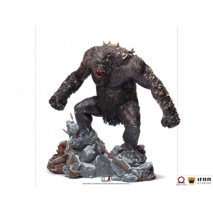 God of War: Ogre 1:10 Scale Statue Iron Studios Product