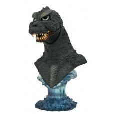 Godzilla: Legends in 3D - Godzilla 1964 1:2 Scale Bust | Diamond Select Toys