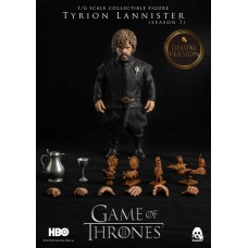 GoT: Tyrion Lannister Season 7 - 1:6 scale Figure Deluxe Version | threeA
