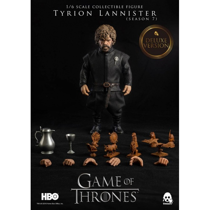 GoT: Tyrion Lannister Season 7 - 1:6 scale Figure Deluxe Version threeA Product