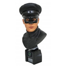 Green Hornet: Legends in 3D - Kato 1:2 Scale Bust | Diamond Select Toys