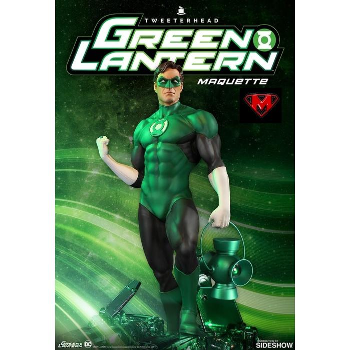 Green Lantern Maquette 1/6 Statue Tweeterhead Product