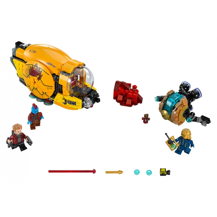Guardians of the Galaxy Vol. 2 Ayesha's Revenge LEGO Product