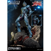 Guyver The Bioboosted Armor Statue & Bust Guyver I Ultimate Prime 1 Studio Product