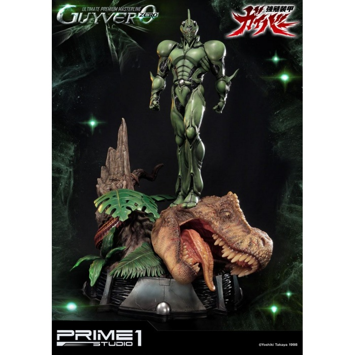 Guyver The Bioboosted Armor Statue Prime 1 Studio Product