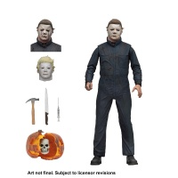 Halloween 2: Ultimate Michael Myers 7 inch Action Figure NECA Product