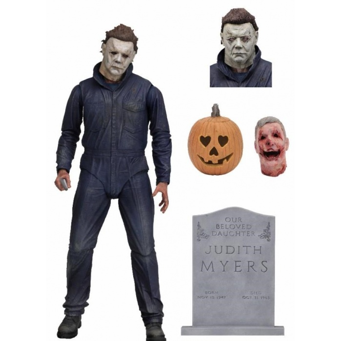 Halloween 2018: Ultimate Michael Myers 7 inch Scale Action Figure NECA Product