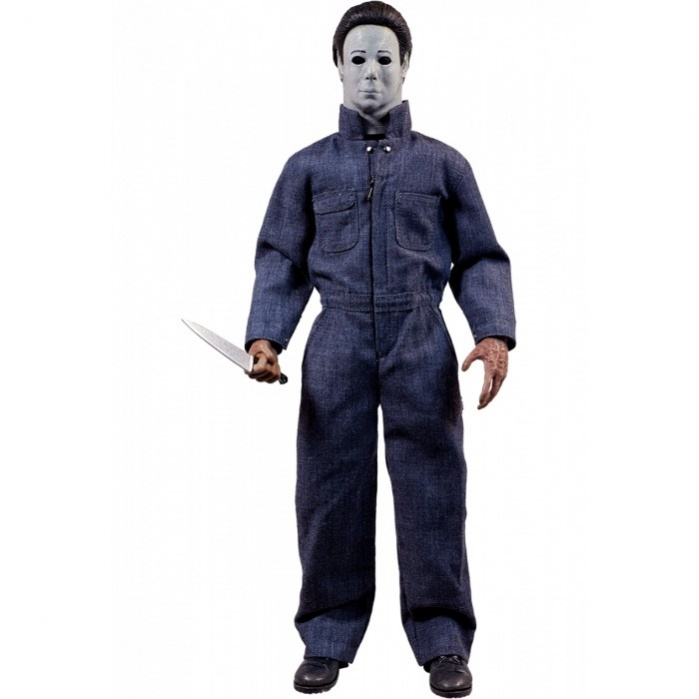 Halloween 4: Michael Myers 1:6 Scale Figure Trick or Treat Studios Product