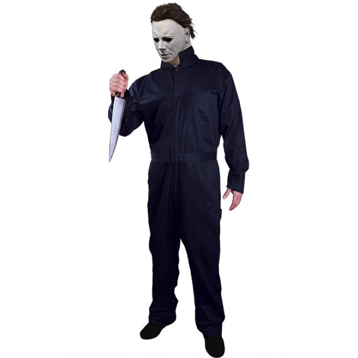 Halloween: Coveralls - Michael Myers Adult Costume Trick or Treat Studios Product