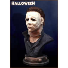 Halloween: Michael Myers 1:1 Scale Bust | Hollywood Collectibles Group