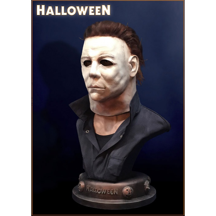 Halloween: Michael Myers 1:1 Scale Bust Hollywood Collectibles Group Product