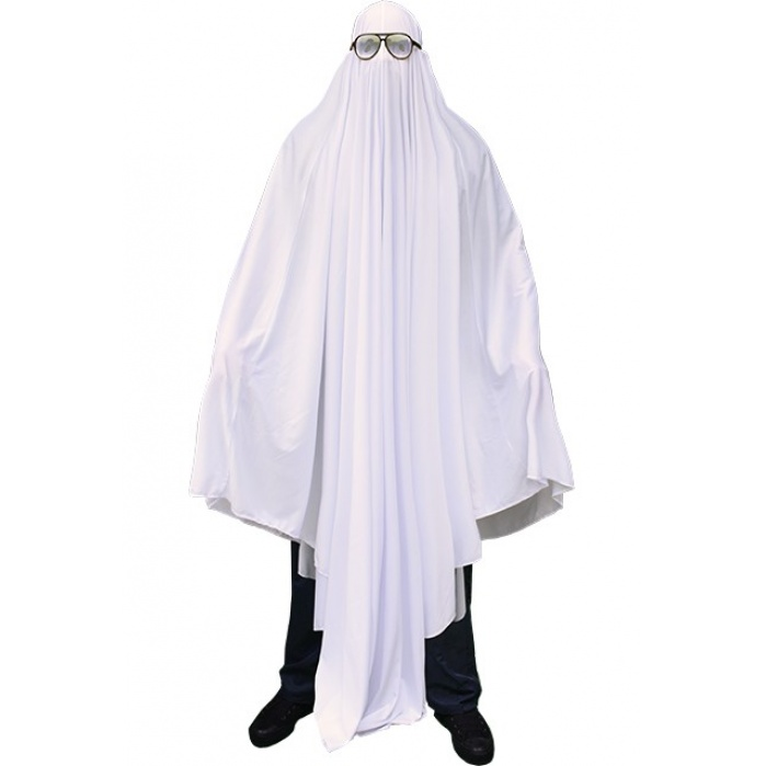 Halloween: Michael Myers Ghost - Adult Costume with Glasses Trick or Treat Studios Product