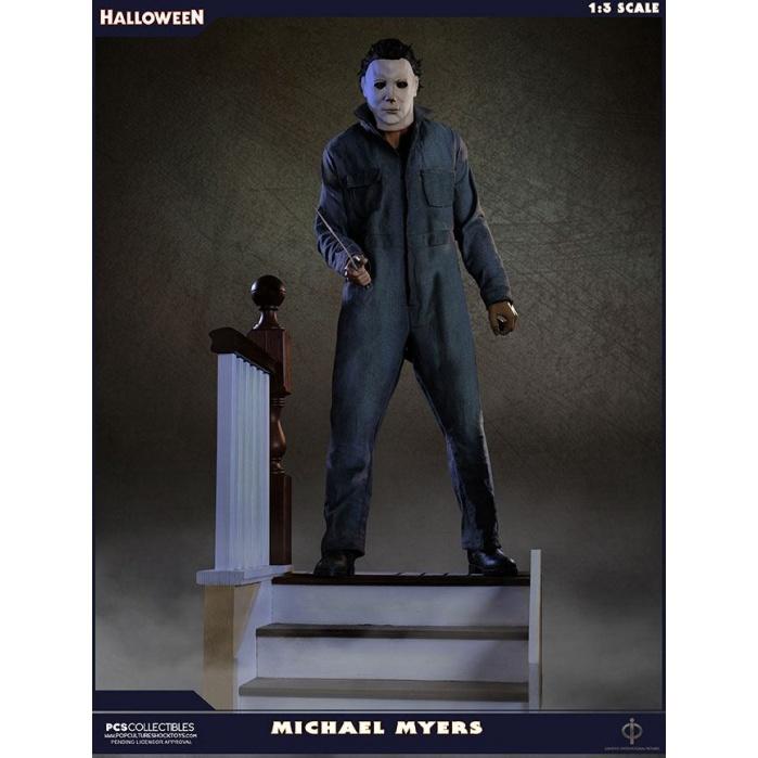 Halloween Statue 1/3 Michael Myers Pop Culture Shock Product