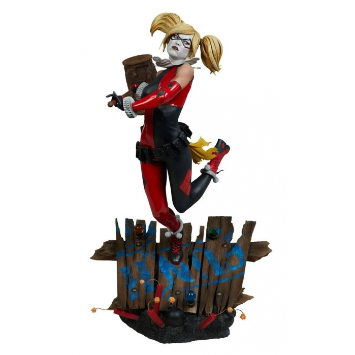 Harley Quinn 1/4 Premium Format Statue Sideshow Collectibles Product