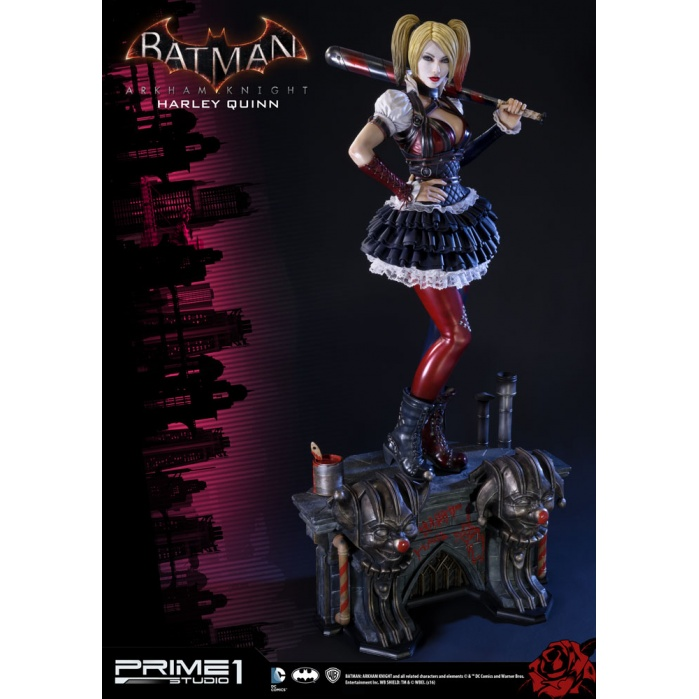 Harley Quinn Batman Arkham Knight 1/3 Statue Prime 1 Studio Product
