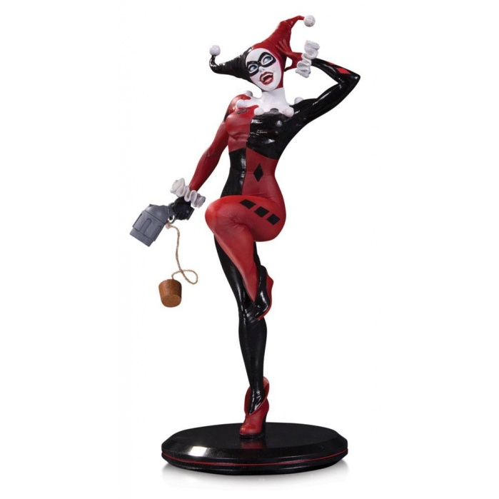 Harley Quinn Cover Girls Statue DC Collectibles Product