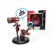 Harley Quinn LC Exclusive Q-Fig | Quantum Mechanix
