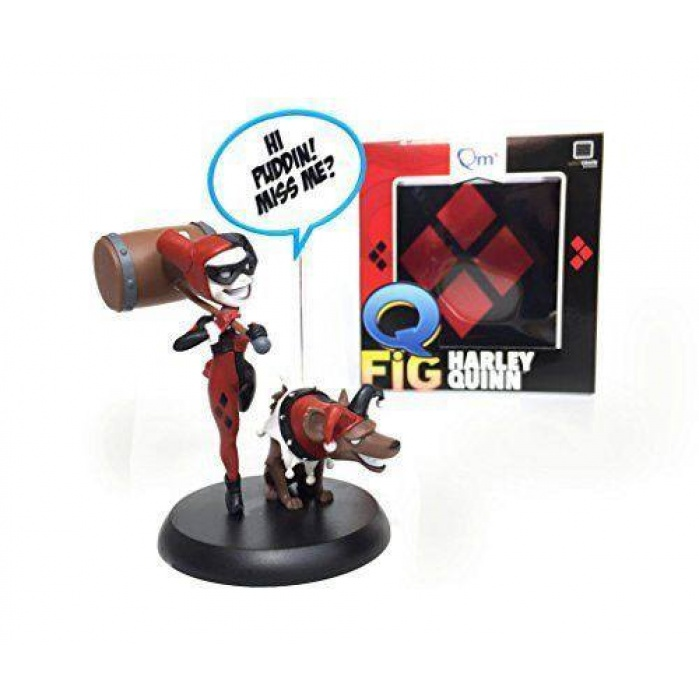 Harley Quinn LC Exclusive Q-Fig Quantum Mechanix Product
