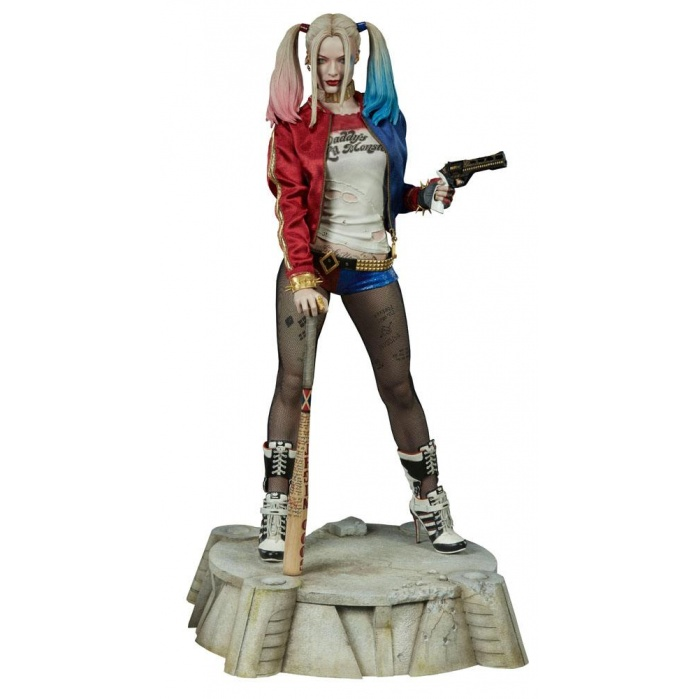 Harley Quinn  Suicide Squad Premium Format Sideshow Collectibles Product