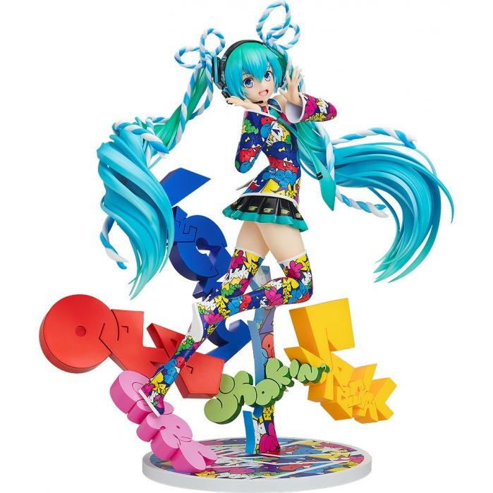 Hatsune Miku: Lucky Orb - Miku Expo 5th Anniversary 1:8 Scale PVC Statue Goodsmile Company Product