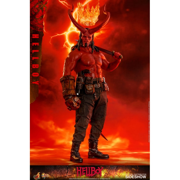 Hellboy 2019 Movie: Hellboy 1:6 Scale Figure Hot Toys Product