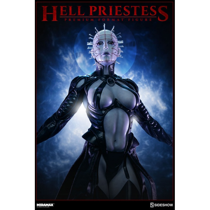 Hellraiser 1/4 Premium Format Figure Hell Priestess Sideshow Collectibles Product