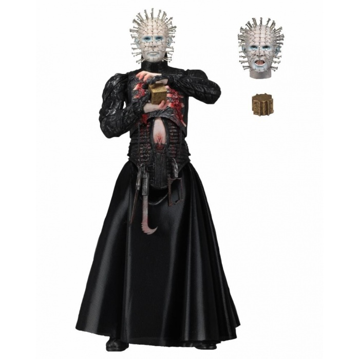 Hellraiser: Ultimate Pinhead 7 inch Action Figure NECA Product